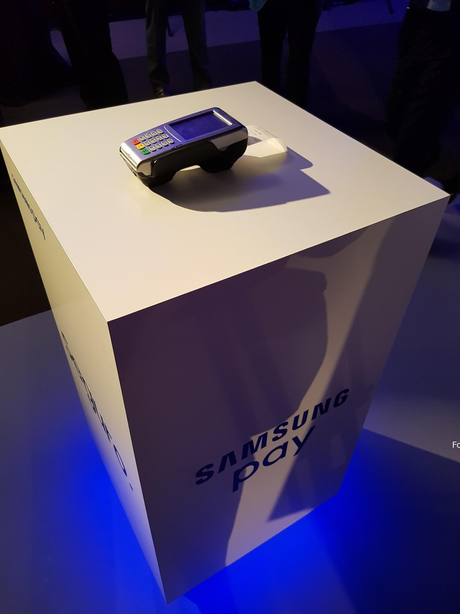 Samsung Pay elige España para su lanzamiento en Europa: así funciona