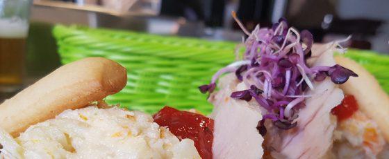 Fotografía gastronómica en Valencia ensaladilla rusa