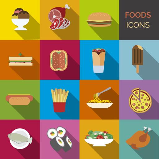 iconos-comidas