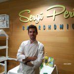 Sergi Peris presenta su nueva carta en Gastronomic Valencia