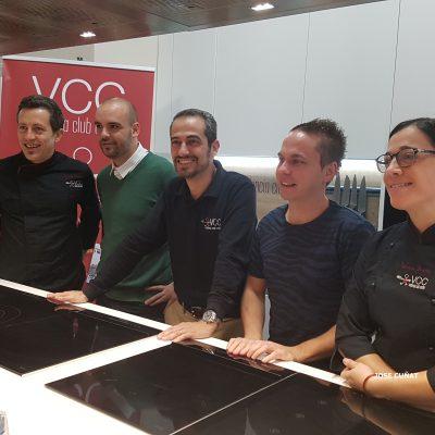 Valencia Club Cocina presenta un completo programa de actividades para Gastrónoma 2016