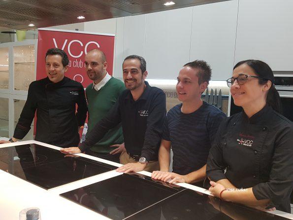 Gerado Scarlatti,Carlos Julian Martínez,Pablo Lozano,Víctor Rodrigo,Vanesa Bustos