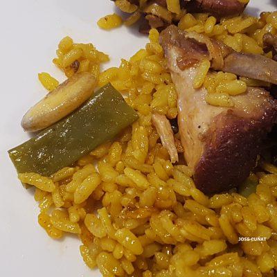 Nou Racó tradición y arte con el arroz