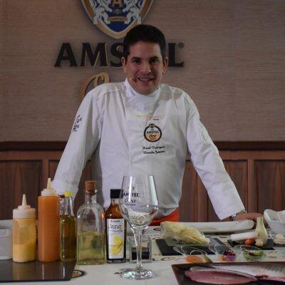 La Pintxos Experience de Amstel Oro reúne a cinco de los mayores exponentes de la cocina en miniatura en el Veles e Vents