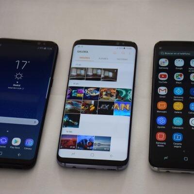 ¡Ya está aquí! El Galaxy S8, el mejor smartphone que has tenido jamás