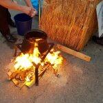 Octavoconcurso de «all i pebre» tradicional wn el Palmar